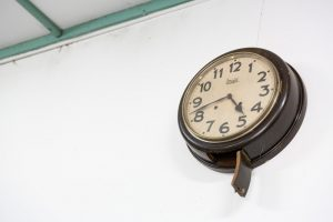 訪問ヘルパーの利用時間